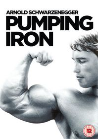 Pumping Iron - (Import DVD)