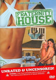 Fraternity House - (Region 1 Import DVD)