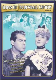 Icons of Screwball Comedy Vol 1 - (Region 1 Import DVD)