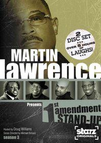 1st Amendment Season 3 - (Region 1 Import DVD)