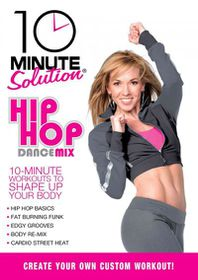 10 Minute Solution:Hip Hop Dance Mix - (Region 1 Import DVD)