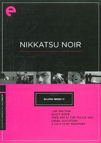 Eclipse Series 17:Nikkatsu Noir - (Region 1 Import DVD)