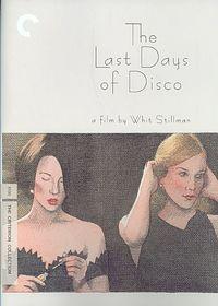 Last Days of Disco - (Region 1 Import DVD)