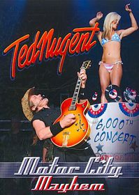 Motor City Mayhem:6,000 Concert - (Region 1 Import DVD)