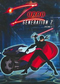 Zorro:Generation Z V2 - (Region 1 Import DVD)