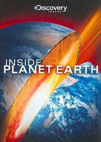Inside Planet Earth - (Region 1 Import DVD)