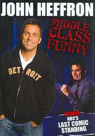 John Heffron:Middle Class Funny - (Region 1 Import DVD)