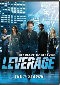 Leverage:First Season - (Region 1 Import DVD)