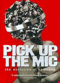 Pick up the Mic - (Region 1 Import DVD)