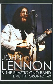 John Lennon/Plastic Ono Band Live in - (Region 1 Import DVD)