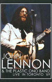 John Lennon/Plastic Ono Band Live in - (Region 1 Import DVD)