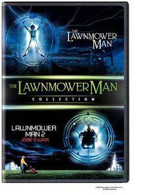 Lawnmower Man/Lawnmower Man 2 - (Region 1 Import DVD)
