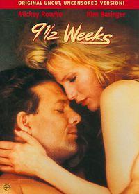 9 1/2 Weeks - (Region 1 Import DVD)