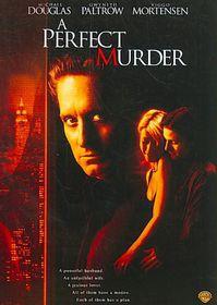 Perfect Murder - (Region 1 Import DVD)