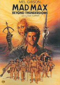 Mad Max Beyond Thunderdome - (Region 1 Import DVD)