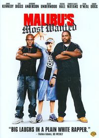 Malibu's Most Wanted - (Region 1 Import DVD)