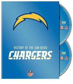 Nfl History of the San Diego Chargers - (Region 1 Import DVD)