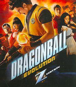 Dragonball Evolution:Z Edition - (Region A Import Blu-ray Disc)
