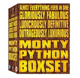 Monty Python: Almost Everything (Box Set) - (Import DVD)
