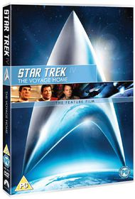 Star Trek 4 - The Voyage Home - (Import DVD)
