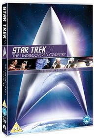 Star Trek 6 - The Undiscovered Country - (Import DVD)
