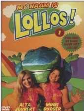 Children - My Naam Is Lollos! (DVD)
