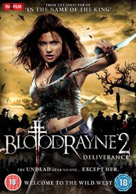 Bloodrayne 2 - Deliverance - (Import DVD)