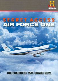 Secret Access:Air Force One - (Region 1 Import DVD)