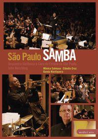Sao Paulo Samba:New Year's Concert Fr - (Region 1 Import DVD)