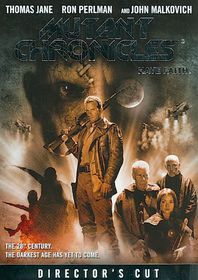 Mutant Chronicles - (Region 1 Import DVD)