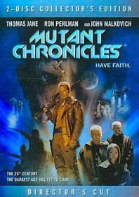 Mutant Chronicles (Ce) - (Region 1 Import DVD)