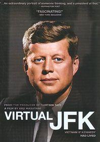 Virtual Jfk - (Region 1 Import DVD)