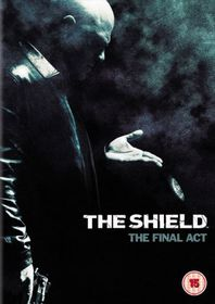 The Shield: Series 7 - The Final Act - (Import DVD)