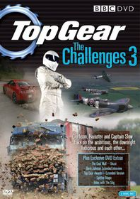 Top Gear: The Challenges - Volume 3 - (parallel import)