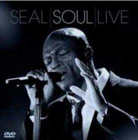 Seal - Soul Live (CD + DVD)