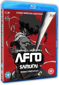 Afro Samurai: Season 1 (Director's Cut) - (Import Blu-ray Disc)