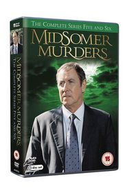 Midsomer Murders: The Complete Series 5 and 6 (Box Set) - (Import DVD)