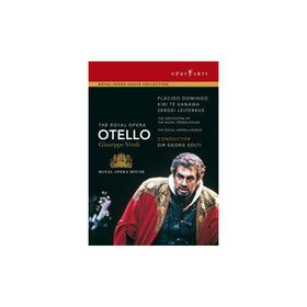 Otello: Royal Opera House (Placido Domingo) - (Import DVD)