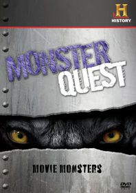 Monsterquest:Movie Monsters - (Region 1 Import DVD)