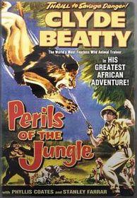 Perils of the Jungle - (Region 1 Import DVD)