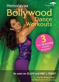 Hemalayaa:Bollywood Dance Workouts - (Region 1 Import DVD)