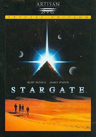 Stargate Special Edition - (Region 1 Import DVD)