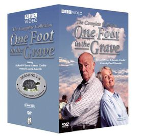 One Foot in the Grave:Comp Collection - (Region 1 Import DVD)