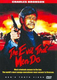 Evil That Men Do - (Region 1 Import DVD)