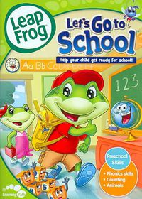 Leap Frog:Let's Go to School - (Region 1 Import DVD)