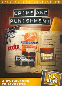 TV Sets:Crime and Punishment - (Region 1 Import DVD)