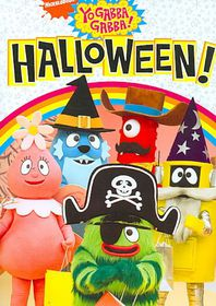 Yo Gabba Gabba:Halloween - (Region 1 Import DVD)