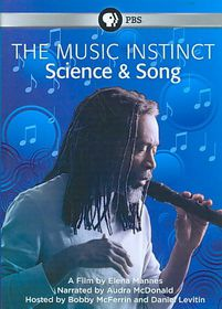 Music Instinct:Science and Song - (Region 1 Import DVD)