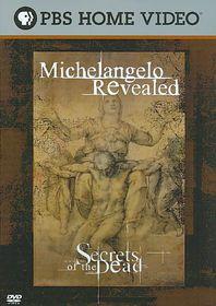 Secrets of the Dead:Michelangelo Reve - (Region 1 Import DVD)