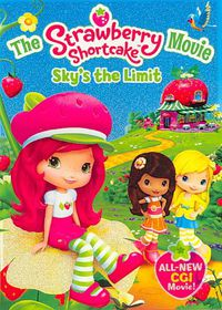 Strawberry Shortcake Movie:Sky's the - (Region 1 Import DVD)